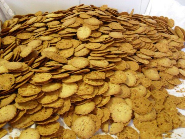 Shortbread biscuit - Locals cookies factory Le Phare