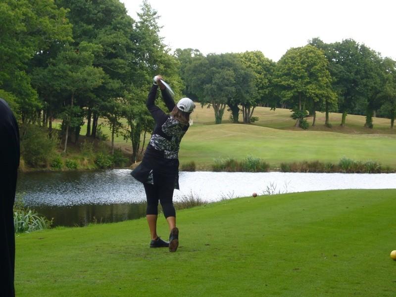 Golf Blue Green - Savenay