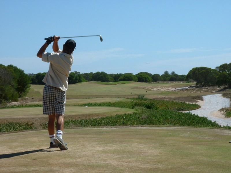 Guérande Amicale des golfeurs Image non contractuelle