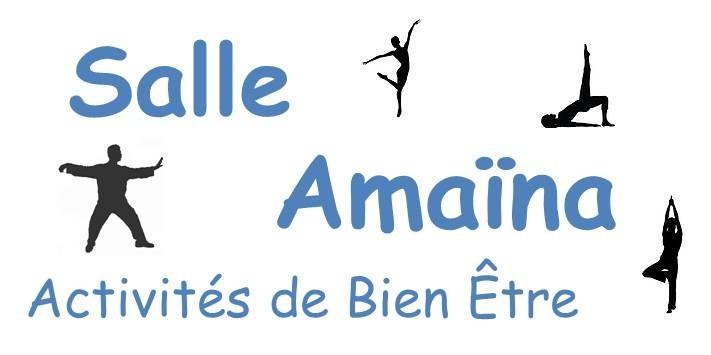 Guérande Bien être Salle Amaïna Logo