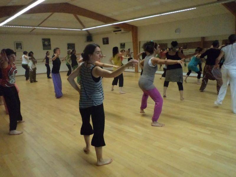 Guérande Danse Djansa Salle de cours