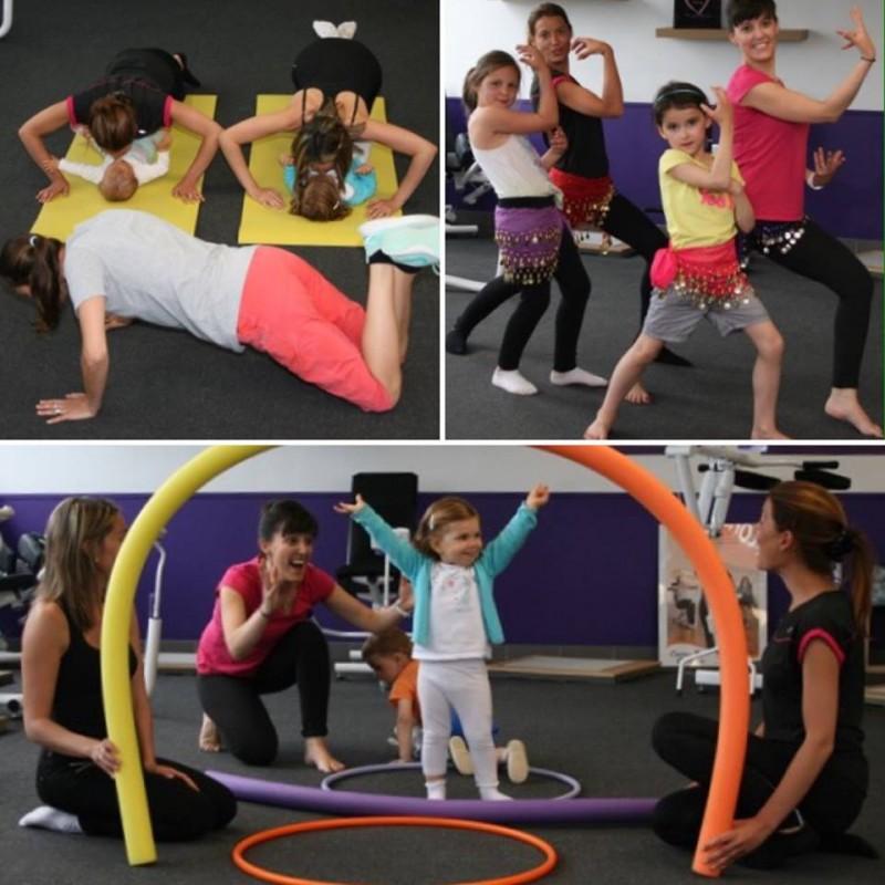 Guérande Fitness - Syl'ouet - Séance Enfants