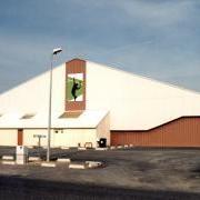 Guérande - Salle de tennis Bréhadour