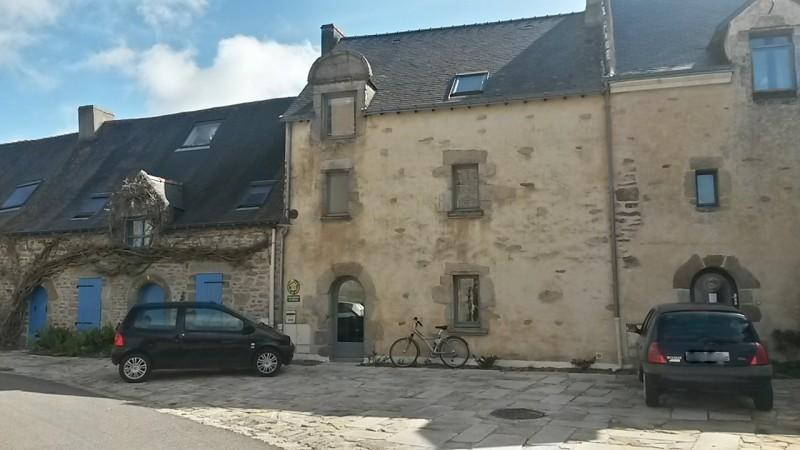 Guérande village paludier de Saillé, Chambres d'Hôtes Mme Guilbaud, façade maison typique