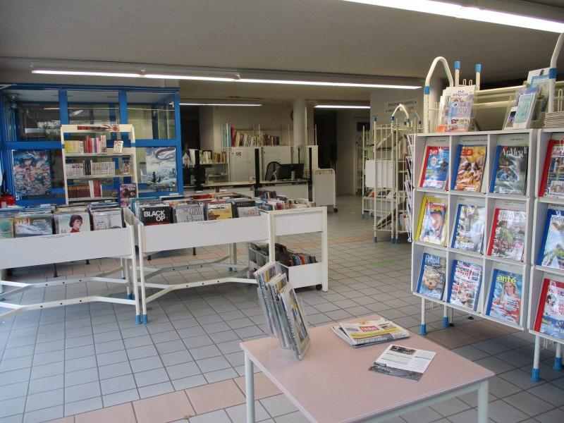 Media library Francine Caron