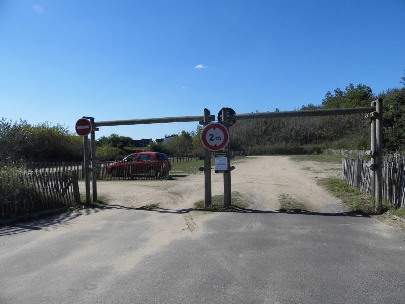 Parkplatz  Kerjacot