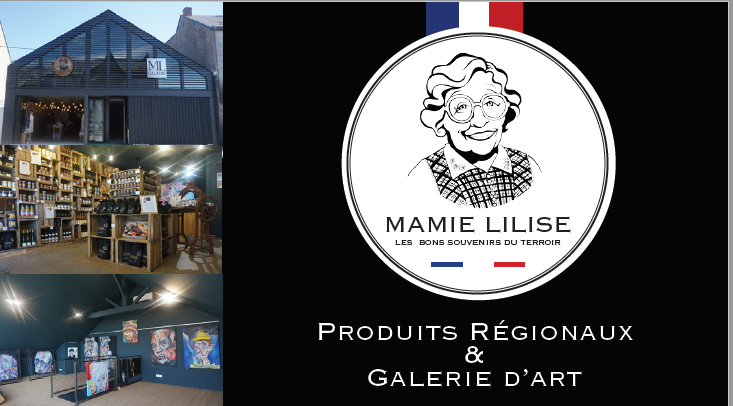 Mamie Lilise -  Local specialty shop