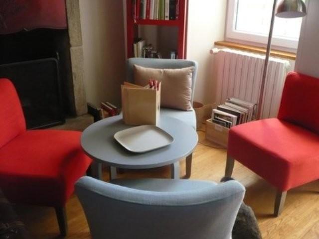 Un espace détente pour profitez d'un thé, chocolat ou café