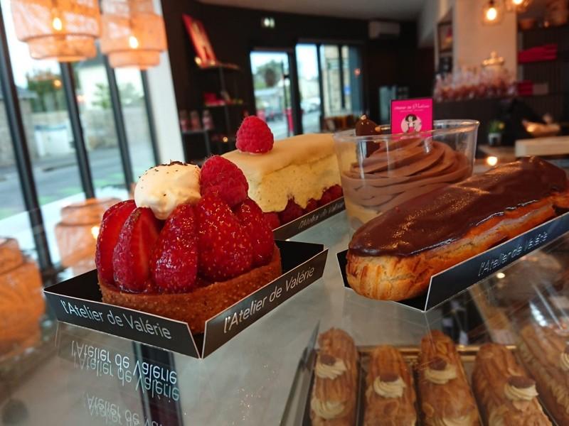 Pastries - L'Atelier de Valerie