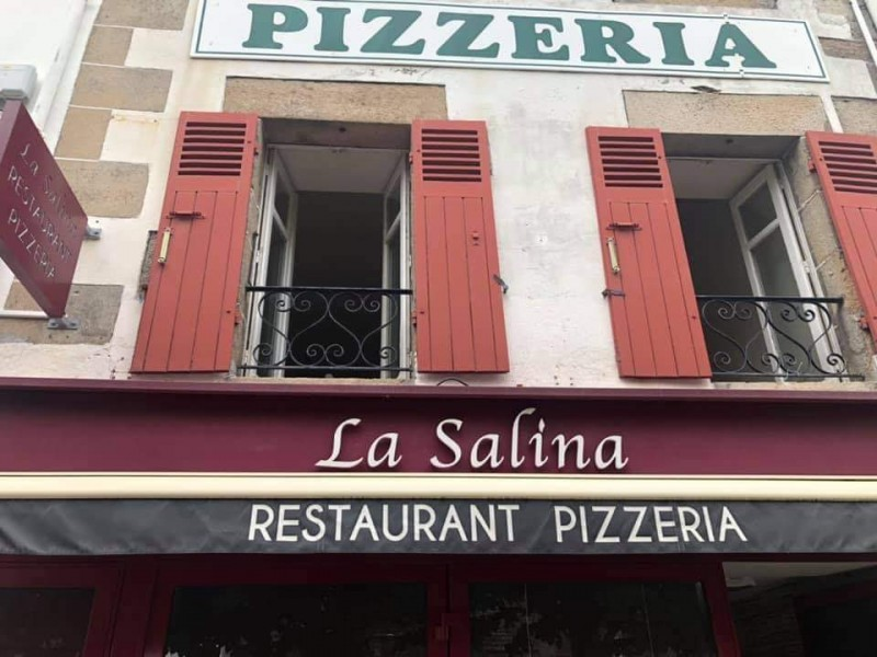 Pizzeria la salina - Batz-sur-Mer
