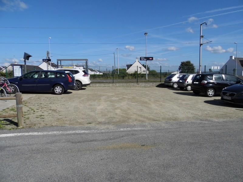 Parking gare