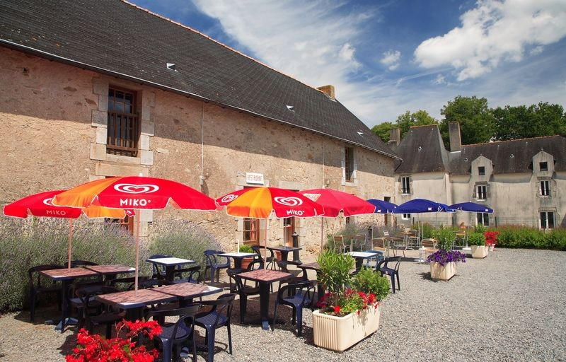 Restaurant Camping le Deffay