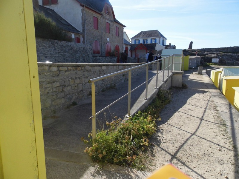Toiletten Port Saint-Michel