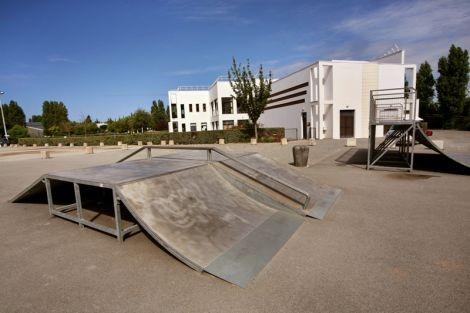 Skate Parc - La Baule