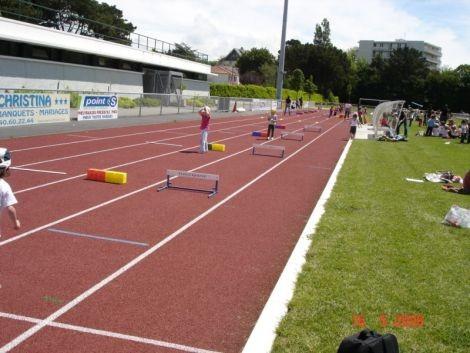 Stade Municipal Moreau Defarges - La Baule