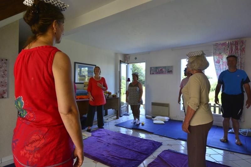 Lessons - Holistic gymnastic