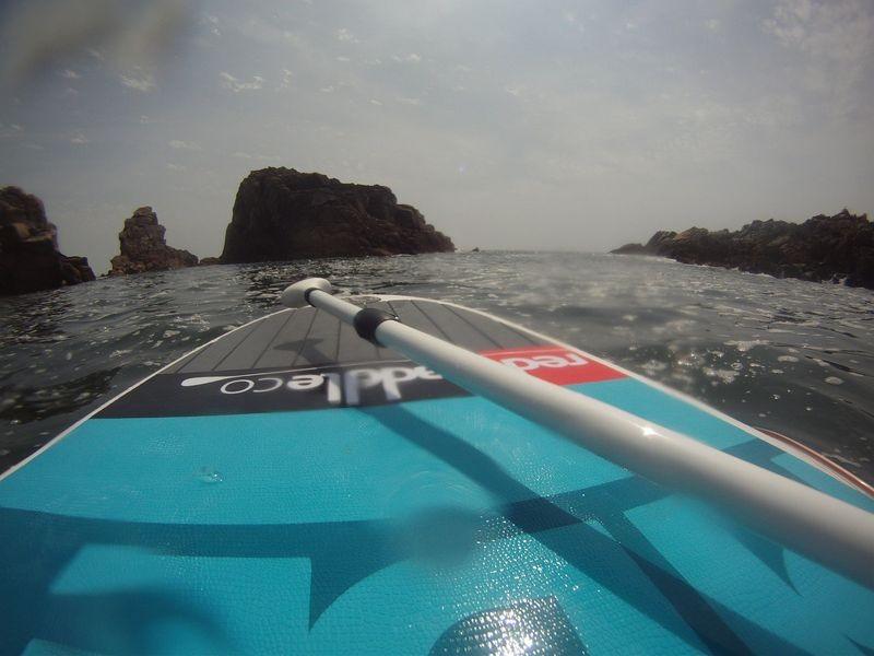 Sup Xpérience, Stand Up Paddle sur la côte sauvage du Pouliguen