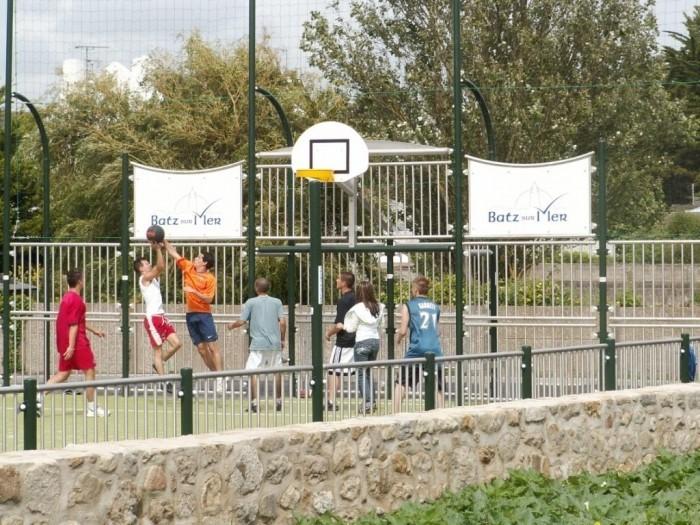 Gelände für verschiedene Sportarter