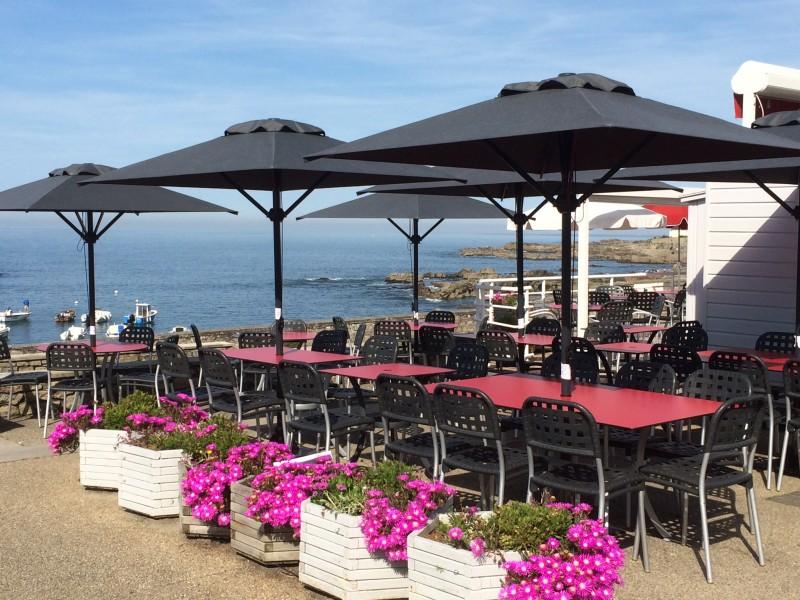 Terrasse - Café de la Plage