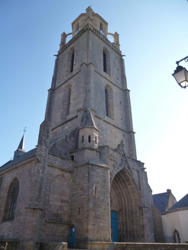 Saint-Guénolé Tower