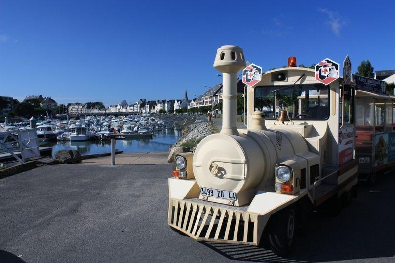 Train touristique du Pouliguen
