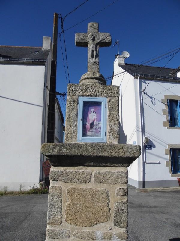 Das Kreuz von Trégaté