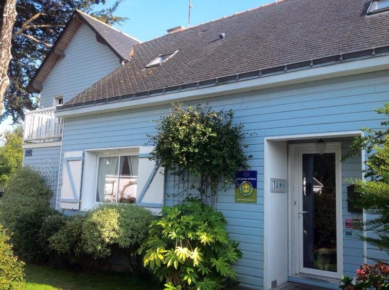 Villa Aigue-Marine- Chambre d'hôtes - façade - La Baule