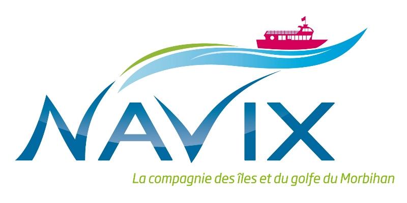 Traversées au départ de La Turballe et Le Croisic - Navix logo