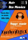 affiche happy manif
