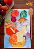 Atelier illustration en aquarelle des saveurs d'automne