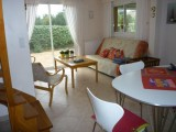 Living room - House for 5 persons - Mrs Le Berre