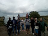 Guid tours of the salt marshes