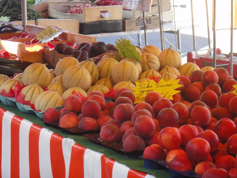 Summers Markets in Batz-sur-Mer