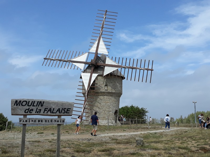 Windmill of  La Falaise
