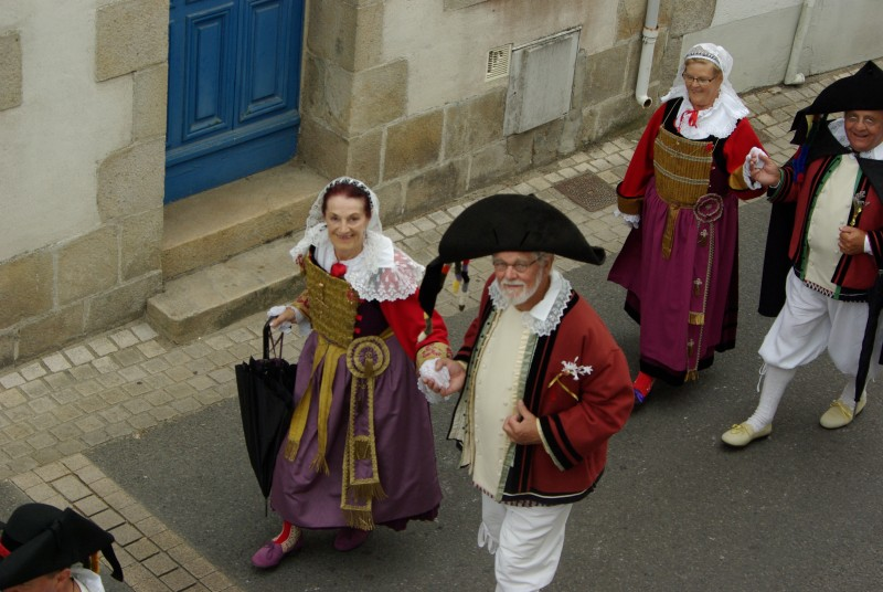 The 'Pardon Saint-Guénolé'